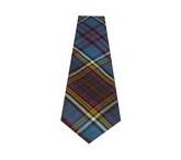 Anderson Modern Tartan Necktie
