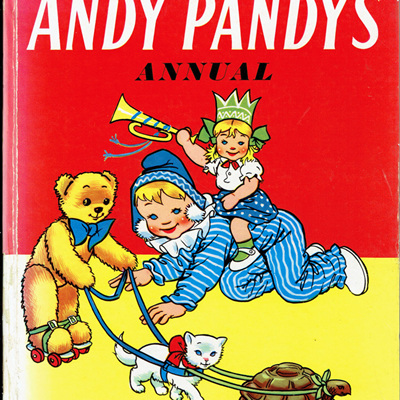 Andy Pandy's Annual 1960