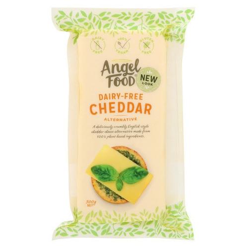 Angel Food Cheddar Alternative 300g