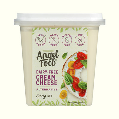 Angel Food Dairy Free Cheeses