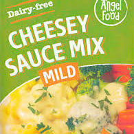 Angel Food Dairy Free Cheesey Sauce Mix