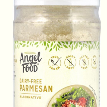 Angel Food Dairy Free Parmesan Alternative - 100g