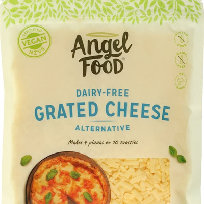 Angel Food Grated Cheese 300g