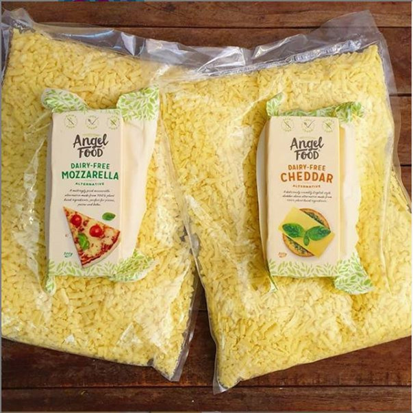 Angel Food Grated Cheeses 1kg