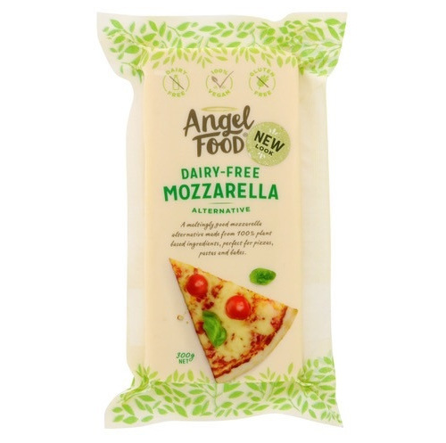 Angel Food Mozzarella Alternative