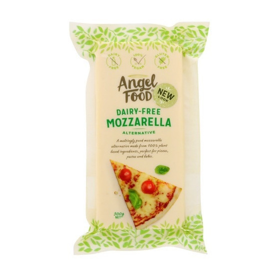 Angel Food Mozzarella Alternative