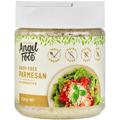 Angel Food Parmesan Alternative 100g