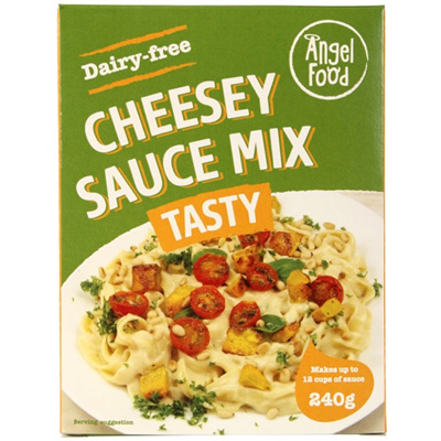 Angel Food Tasty Cheesey Sauce Mix Dairy-Free 240g
