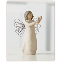 Angel of Hope - Willow Tree