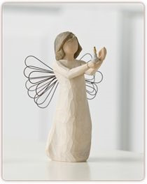 Angel of Hope - Willow Tree