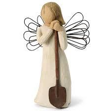 Angel of the Garden - Willow Tree