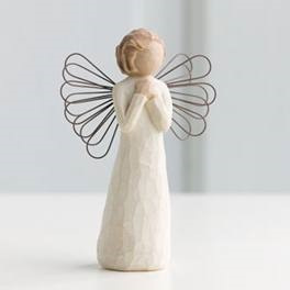 Angel of Wishes - Willow Tree