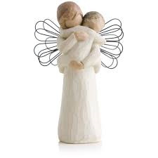 Angels Embrace - Willow Tree