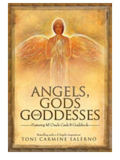 Angels Gods and Goddesses Oracle Cards