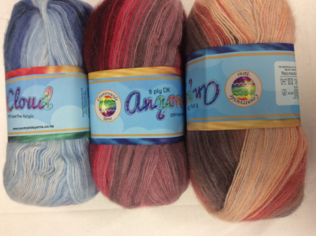 Angora Cloud 8 ply