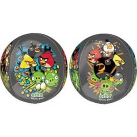 Angry Birds Foil Balloon Orbz