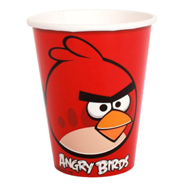 Angry Birds Party Cup - pack of 8