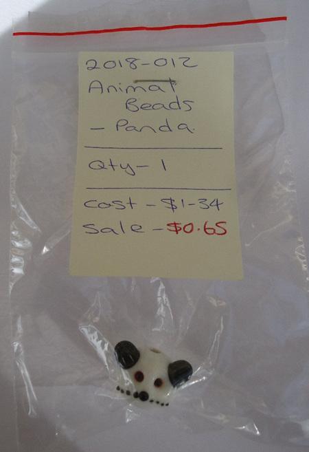 Animal Beads - Panda