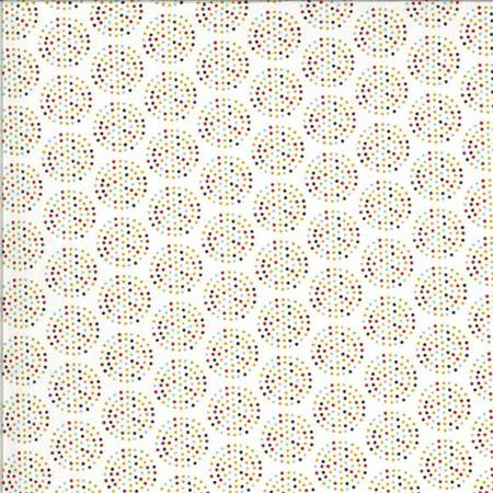 Animal Crackers Dots Vanilla 5806-25