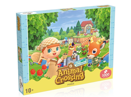 Animal Crossing Puzzle 500pc