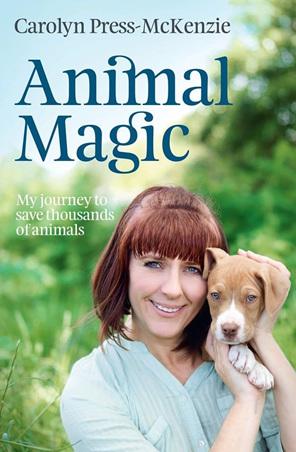 Animal Magic by Carolyn Press McKenzie