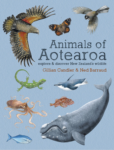 Animals of Aotearoa - Gillian Candler & Ned Barraud