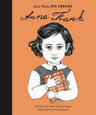 Anne Frank (PRE-ORDER ONLY)