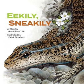 Anne Hunter - Eekily, Sneakily