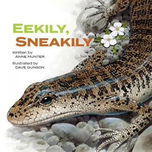 Anne Hunter - Eekily, Sneakily