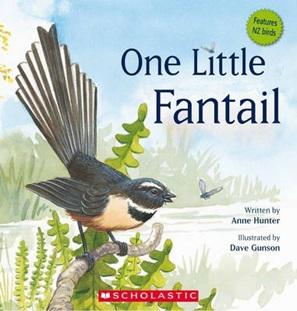 Anne Hunter - One Little Fantail