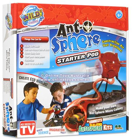 Ant O Sphere Starter Pod