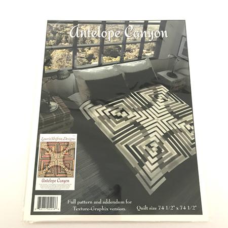 Antelope Canyon Quilt Pattern