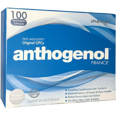 Anthogenol 100 Vegetarian Tablets