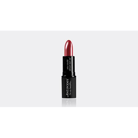 Antipodes Moisture-Boost Natural Lipstick - Oriental Bay Plum