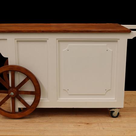 Antique Concession Cart