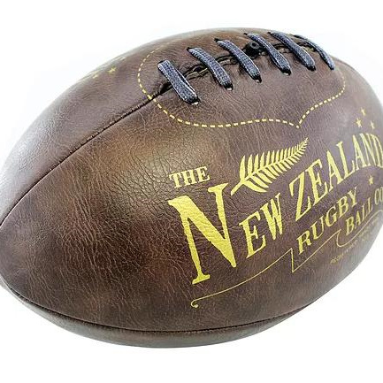 Antique Look Rugby Ball