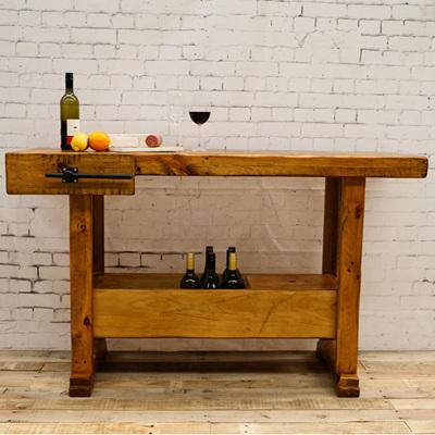 Antique Woodwork Bench