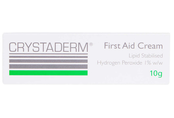 Antiseptic and anti acne cream