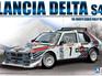 Beemax 1/24 LANCIA DELTA S4 '86 MONTE CARLO RALLY VER.