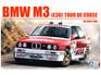 Beemax 1/24 Beemax No.18 BMW M3 E30 1989 Tour de Corse