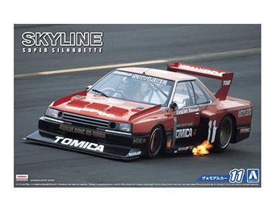 Aoshima 1/24 Nissan Skyline KDR30 Super Silhouette 82