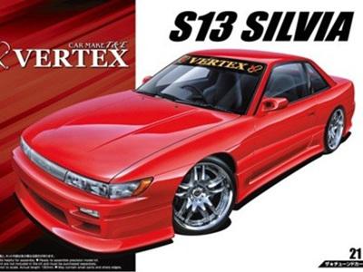 Aoshima 1/24 Vertex PS13 Silvia '91 The Tuned Car No.21