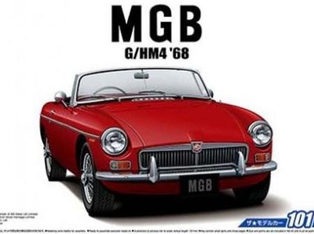 Aoshima 1/24 MGB MK-2 1968 (AOS05685)