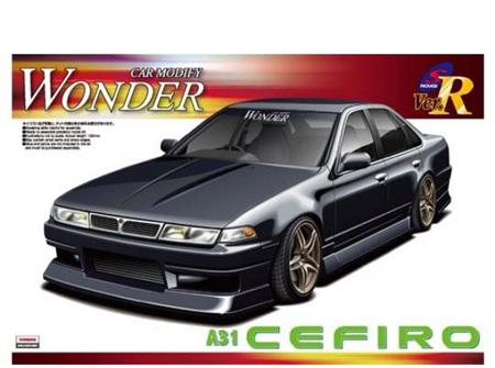 Aoshima 1/24 Nissan Wonder Cefiro (A31) (AOS00371)