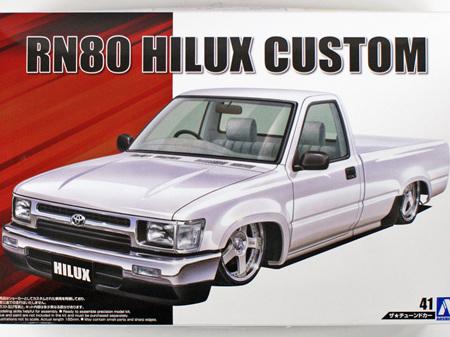 Aoshima 1/24 RN80 Hilux Custom