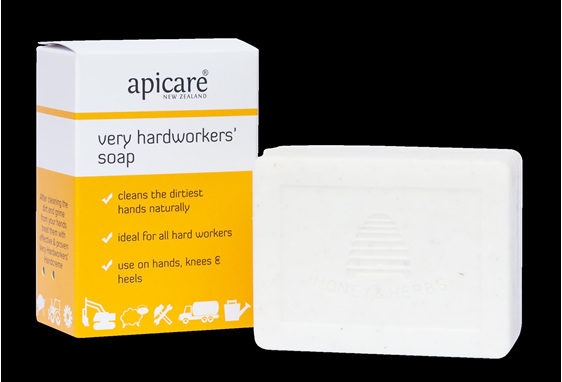Apicare Very Hardworkers' Soap