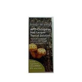 APO Ciclopirox 8% Nail Lacquer 7ml