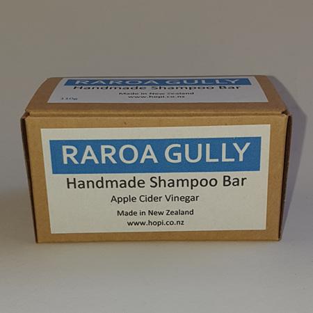 Apple Cider Vinegar Shampoo Bar