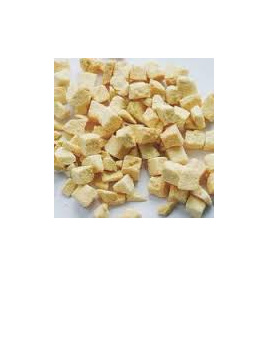 Apple Diced Dried Organic Approx 100g