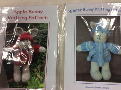 Apple OR Winter Bunny